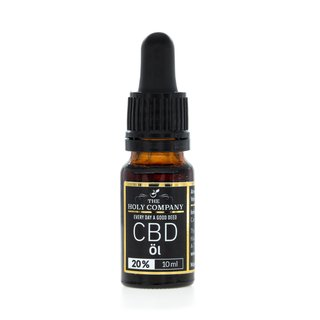 CBD Oil The Holy Company 20% Seabuckthornberryoil 10ml
