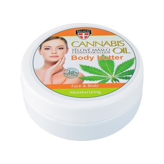 Cannabis Body Butter 200ml