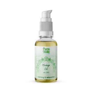 Pura Vida Massage Oil 100ml