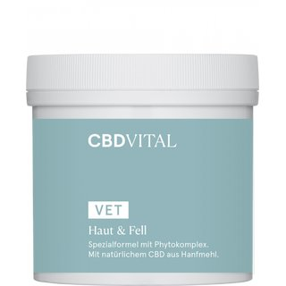 CBD Vital skin & coat care